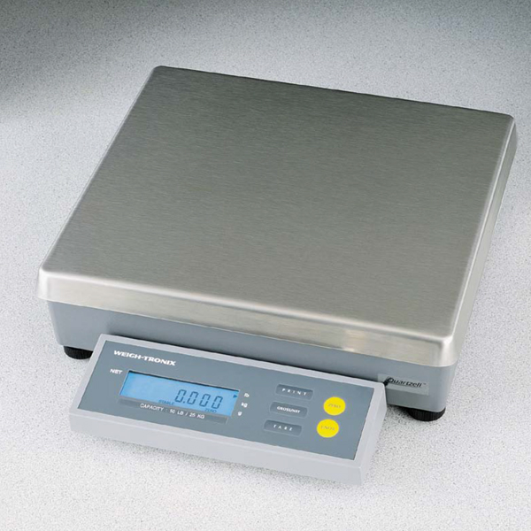 WTX Avery Weigh-Tronix 3600 High Resolution Bench Scales