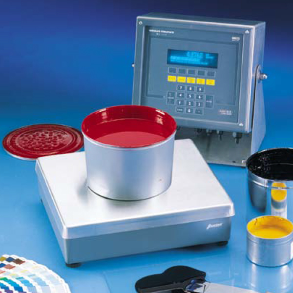 WTX Avery Weigh-Tronix 3600 Series Bench Scale Bases
