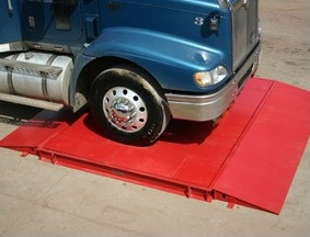 Portable Axle Load Scales